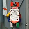 Lockout Tagout Hasp