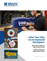 BBP35/37 Printer Brochure